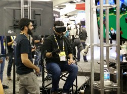 VR was a popular topic at GDC