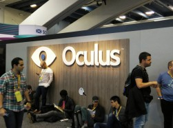 Oculus had a popular VR demo